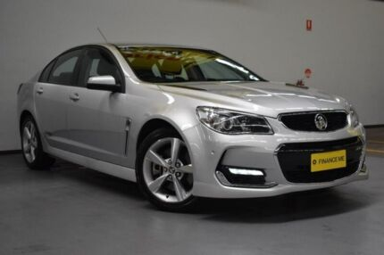 2016 Holden Commodore VF II MY16 SS Silver 6 Speed Sports Automatic Sedan Brooklyn Brimbank Area Preview