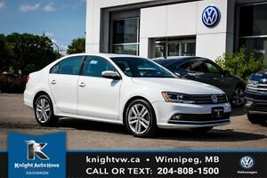 2015 Volkswagen Jetta Sedan Highline TDI w/ DSG 0.99% Financing