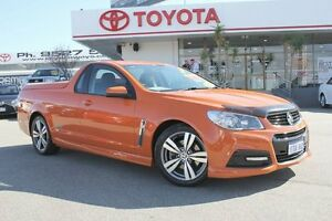 2014 Holden Ute VF MY14 SS Ute Orange 6 Speed Sports Automatic Utility Hillman Rockingham Area Preview