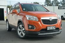 2013 Holden Trax TJ MY14 LTZ Orange 6 Speed Automatic Wagon Nailsworth Prospect Area Preview