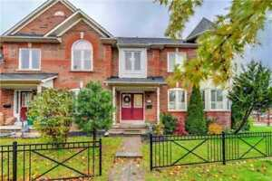 Oakville 3 Bed 4 Bath Condo Townhouse Home Dorval/Uppermiddle
