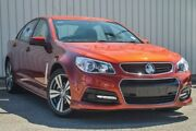 2015 Holden Commodore VF MY15 SV6 Red 6 Speed Sports Automatic Sedan Thebarton West Torrens Area Preview