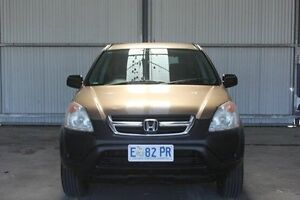 2002 Honda CR-V RD MY2002 4WD Gold 4 Speed Automatic Wagon Invermay Launceston Area Preview