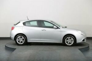 2013 Alfa Romeo Giulietta Progression 1.4 Silver 6 Speed Auto Dual Clutch Hatchback