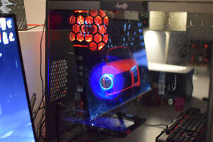 For Sale : Gaming Computer Glass
