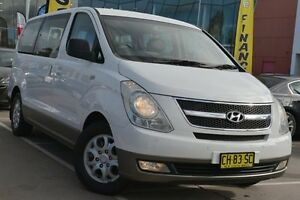 2008 Hyundai iMAX TQ-W White 5 Speed Manual Wagon Pearce Woden Valley Preview