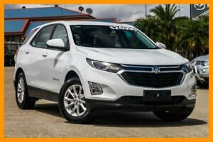 2018 Holden Equinox EQ MY18 LS+ FWD White 6 Speed Sports Automatic Wagon Hillcrest Logan Area Preview