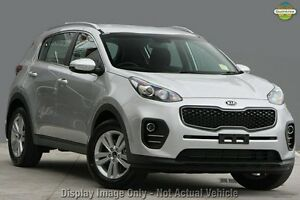 2016 Kia Sportage QL MY17 SI (awd) Sparkling Silver 8 Speed Automatic Wagon Mount Gravatt Brisbane South East Preview