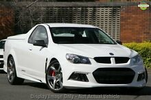 2014 Holden Special Vehicles Maloo GEN-F MY15 R8 Black 6 Speed Sports Automatic Utility Wangara Wanneroo Area Preview