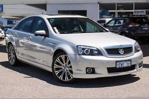 2014 Holden Caprice WN MY14 V Silver 6 Speed Sports Automatic Sedan Osborne Park Stirling Area Preview