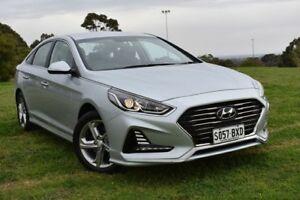 2017 Hyundai Sonata LF4 MY18 Active Silver 6 Speed Sports Automatic Sedan St Marys Mitcham Area Preview
