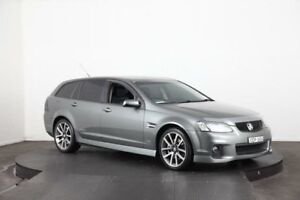 2010 Holden Commodore VE II SS-V Grey 6 Speed Automatic Sportswagon