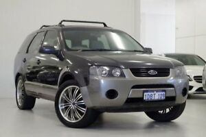 2009 Ford Territory SY TX Grey 4 Speed Sports Automatic Wagon Myaree Melville Area Preview