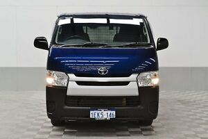 2014 Toyota Hiace KDH201R MY14 LWB Blue 5 Speed Manual Van Jandakot Cockburn Area Preview