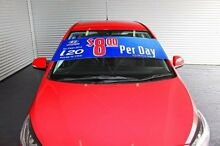 2014 Hyundai i20 PB MY14 Active Red 4 Speed Automatic Hatchback Parramatta Park Cairns City Preview