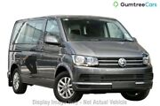 2018 Volkswagen Multivan T6 MY18 Comfortline TDI340 Indium Grey 7 Speed Auto Direct Shift Wagon Liverpool Liverpool Area Preview
