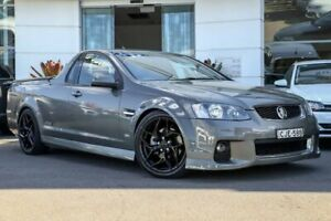 2012 Holden Ute VE II SS Thunder Grey 6 Speed Sports Automatic Utility Sutherland Sutherland Area Preview