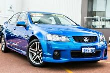 2011 Holden Commodore VE II SV6 Blue 6 Speed Manual Sedan Balcatta Stirling Area Preview