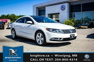2014 Volkswagen CC Sportline w/ Leather/Backup Camera/Super Low