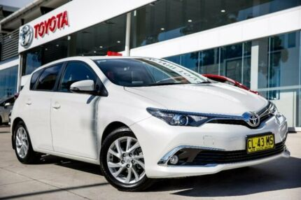 2017 Toyota Corolla ZRE182R Ascent Sport S-CVT 7 Speed Constant Variable Hatchback
