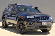 2013 Jeep Grand Cherokee WK MY2014 Laredo 4x2 Black 8 Speed Sports Automatic Wagon Yeerongpilly Brisbane South West Preview