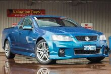 2012 Holden Ute VE II MY12 SS Chlorophyll 6 Speed Sports Automatic Utility Northbridge Perth City Preview