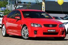 2009 Holden Commodore VE MY10 SS-V Red 6 Speed Automatic Sedan Rosebery Inner Sydney Preview