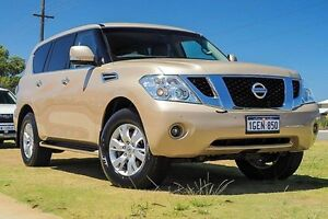 2013 Nissan Patrol Y62 TI Gold 7 Speed Sports Automatic Wagon Wangara Wanneroo Area Preview