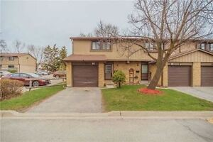 Well Maintained End Unit Townhouse