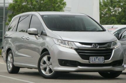 2015 Honda Odyssey RC MY15 VTi Silver 7 Speed Constant Variable Wagon