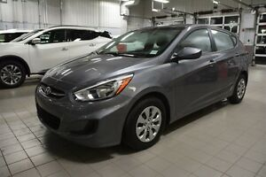 2015 Hyundai Accent HATCHBACK AUTO Accident Free,  Heated Seats,