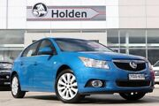 2012 Holden Cruze JH Series II MY12 CDX Perfect Blue 5 Speed Manual Hatchback Liverpool Liverpool Area Preview