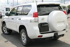 2012 Toyota Landcruiser Prado KDJ150R GX Glacier White 6 Speed Manual Wagon Acacia Ridge Brisbane South West Preview