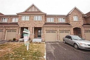 Lovely 4 Years Old 3+1 Freehold Town Home, 4 Washrooms