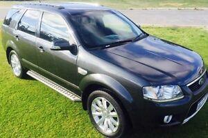 2010 Ford Territory SY Mkii Ghia (4x4) Grey 6 Speed Auto Seq Sportshift Wagon Maddington Gosnells Area Preview
