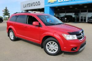 2015 Dodge Journey SXT (Roof Rails, Tinted Windows)