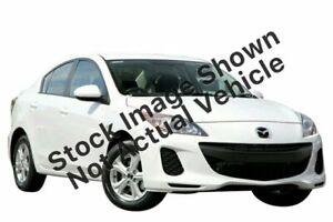 2013 Mazda 3 BL10F2 MY13 Neo White 6 Speed Manual Sedan Port Macquarie Port Macquarie City Preview