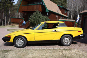 1977 Triumph Other TR7 Coupe (2 door)