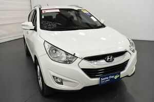 2011 Hyundai ix35 LM MY11 Elite (AWD) White 6 Speed Automatic Wagon Moorabbin Kingston Area Preview