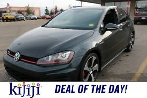2015 Volkswagen Golf GTI GTI HATCHBACK Accident Free,  Heated Se