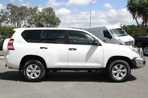 2014 Toyota Landcruiser Prado KDJ150R MY14 GX Glacier 6 Speed Manual Wagon Acacia Ridge Brisbane South West Preview
