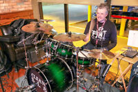 Drum Lessons available with One of Canada's top Drum Teachers