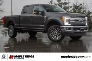2018 Ford Super Duty F-350 SRW Platinum HUGE TOWING CAP, ALMOST