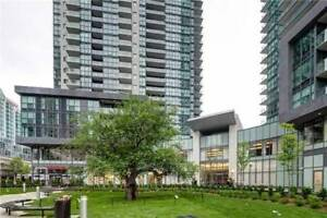 Luxury Gibson Square South Tower With Great Location!
