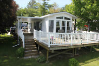 Rare Waterftont Park Model Northlander Cottager Classic