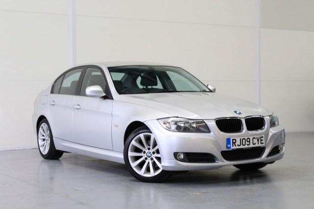 2009 BMW 3 SERIES 2.0 320I SE 4DR AUTO 168 BHP SAT NAV