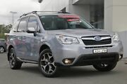 2015 Subaru Forester S4 MY15 2.5i-S CVT AWD Silver 6 Speed Constant Variable Wagon Gymea Sutherland Area Preview