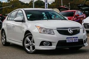 2013 Holden Cruze JH Series II MY13 SRi White 6 Speed Sports Automatic Hatchback Myaree Melville Area Preview