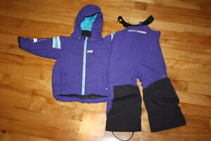 Habit de neige Helly Hansen