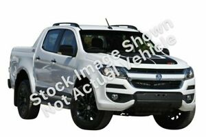2017 Holden Colorado RG MY17 Z71 Pickup Crew Cab White 6 Speed Sports Automatic Utility Kenwick Gosnells Area Preview